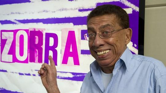 Paulo Silvino recebe homenagem do 'Zorra'; assista ao vídeo