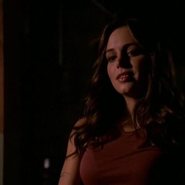 Eliza Dushku em Buffy (Foto: Reprodução Instagram)