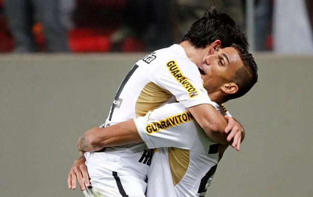 Rafael Marques gol botafogo (Foto: Pedro Vilela / Ag. Estado)
