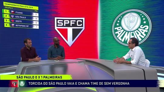 """Comentarista critica diretoria do São Paulo por maus resultados: """"Os maiores responsáveis"""""""
