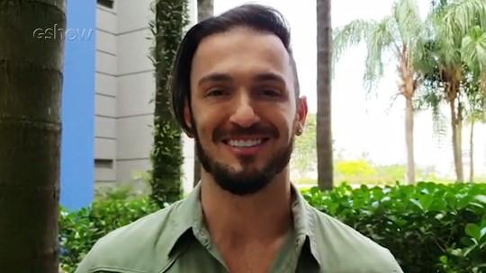 Diego Hypólito comenta recuperação de cirurgia e se prepara para a Olimpíada de 2020