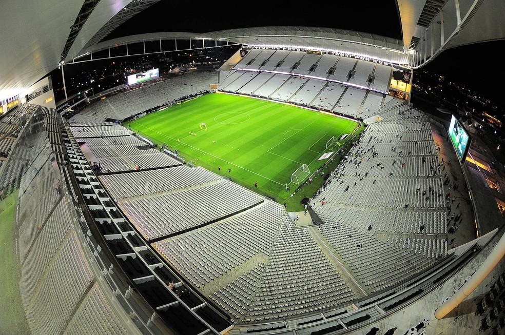 Corinthians traça estratégias para aumentar receitas do estádio (Foto: Marcos Ribolli)