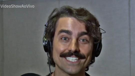 Ricardo Pereira dubla Carminha, de 'Avenida Brasil', em português de Portugal e brinca: 'É doente!'