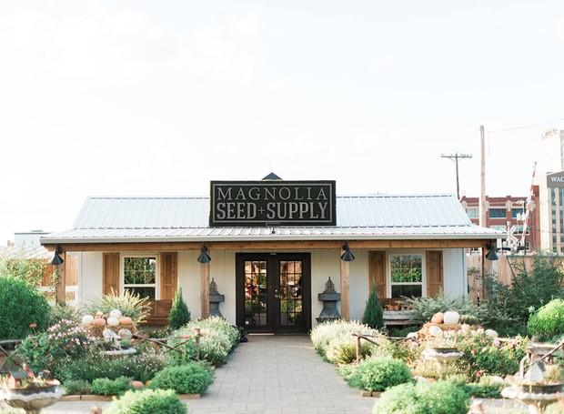 Magnolia Market, no Texas (Foto: Magnolia/Reprodução)