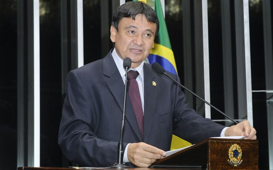 O governador do Piauí, Wellington Dias (Foto: Waldemir Barreto/Agência Senado)