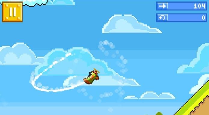 Game para Android dos mesmos criados de Angry Birds (Foto: Divulgação)