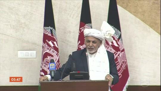 Reunião no Afeganistão quer definir acordo de paz com o talibã