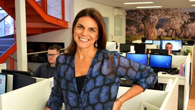 Adriana Auriemo, sócio-diretora da Nutty Bavarian Brasil (Foto: Divulgação)