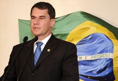 O ex-porta-voz do governo Lula, Marcelo Baumbach