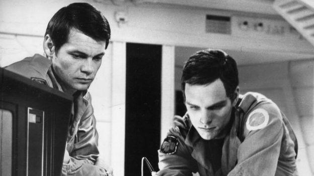 BBC: Em '2001: Uma Odisseia no Espaço' (1968), de Stanley Kubrick, um computador altamente capaz se rebela contra os planos de desativá-lo (Foto: Getty Images/BBC)
