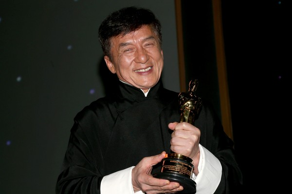 O ator Jackie Chan (Foto: Getty Images)