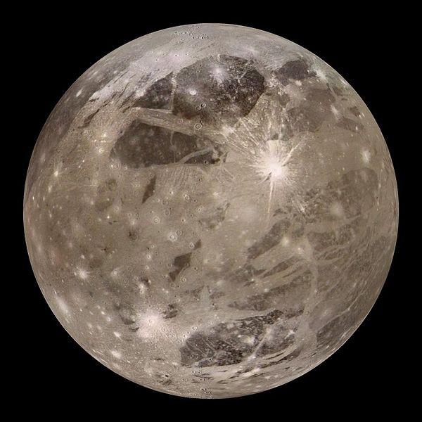 Ganímedes possui campo magnético próprio poderoso que estimula ondas sonoras  (Foto: National Oceanic and Atmospheric Administration/Wikimedia Commons)