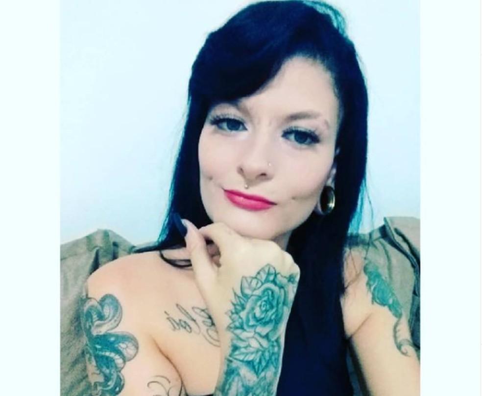 Wellen Karine Soares Silva, de 22 anos, foi morta a tiros no dia 30 de janeiro em Vitória da Conquista — Foto: Reprodução / Redes Sociais