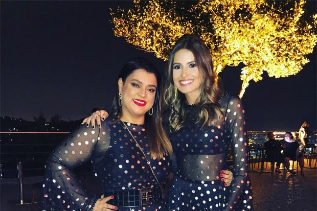 Preta Gil e Maysa Marques  (Foto: Reprodução/Instagram)