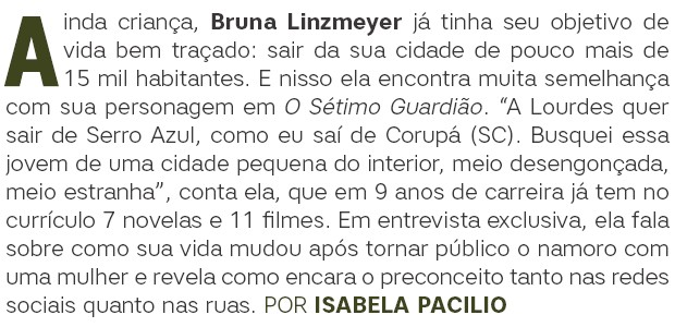 Abre Bruna Linzmeyer (Foto: .)
