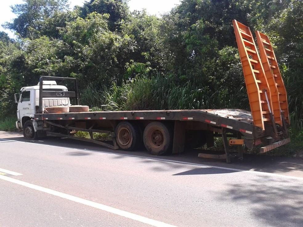 Acidente ocorreu na SP-425 em Parapu  Foto Cristiano NascimentoFM Metrpole
