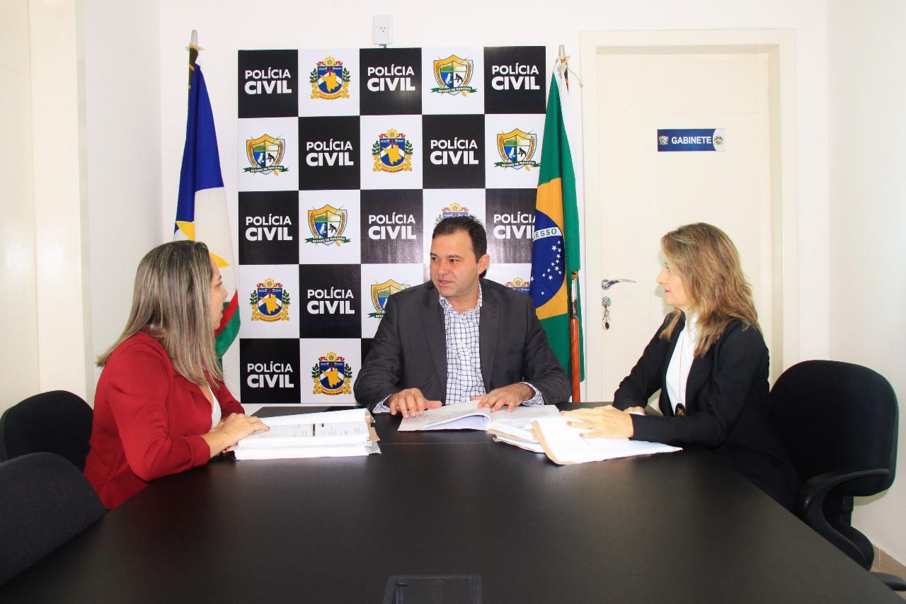 Polícia Civil faz mutirão para analisar 350 inquéritos de crimes sexuais em RR - Notícias - Plantão Diário