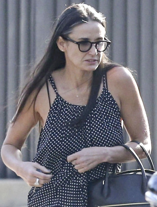 Demi Moore (Foto: Grosby Group)