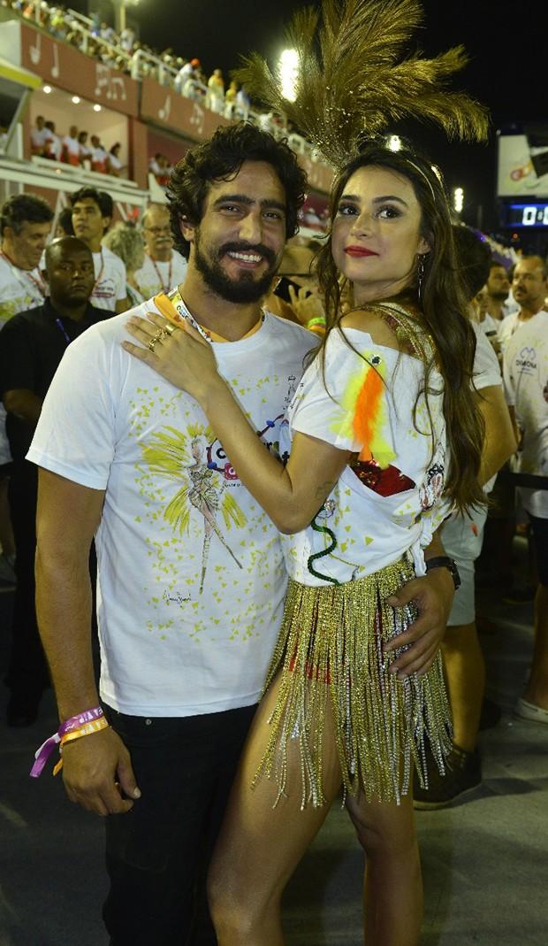 Thaila Ayala e Renato Goes (Foto: Fábio Cordeiro/ QUEM)