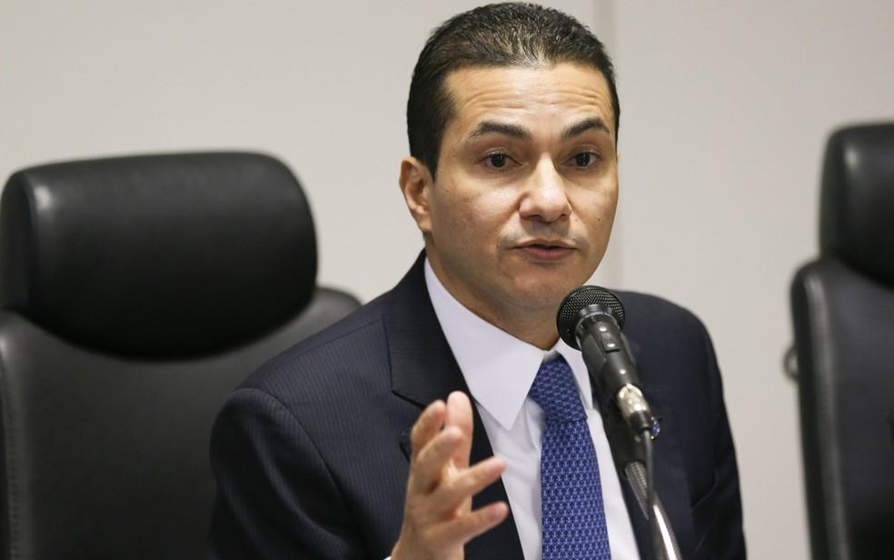 Marcos Pereira, ex-ministro da Indústria, Comércio Exterior e Serviços (Foto: Fabio Rodrigues Pozzebom, Agência Brasil)
