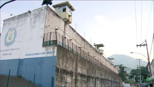 Fichas de Cabral, e Picciani na cadeia não têm suas fotos