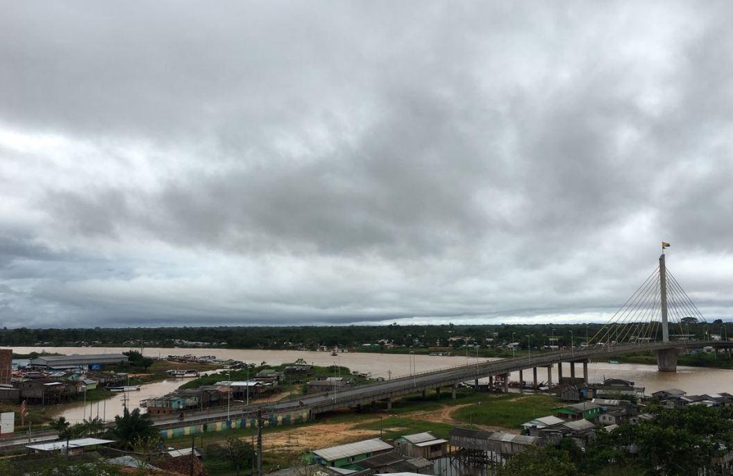 Sipam prevê sábado (6) com sol entre nuvens e possibilidade de chuvas em todo o Acre