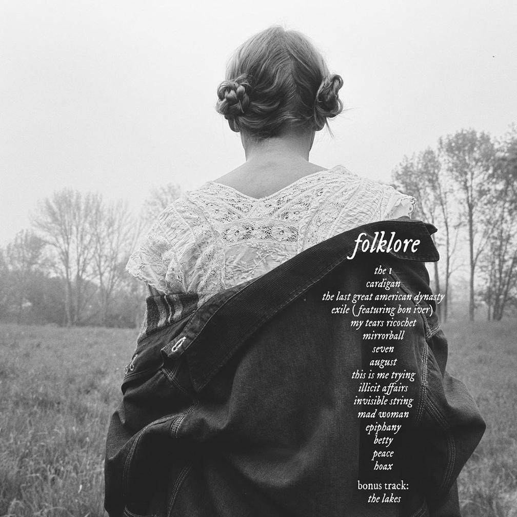 Taylor Swift lança 'Folklore', com indie folk melancólico e letras ...