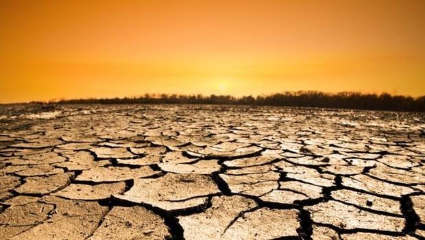 Terra seca (Foto: CLINTSPENCER/GETTY)