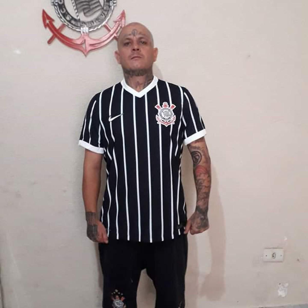 Vazam imagens da nova camisa reserva do Corinthians; veja detalhes – globoesporte.com