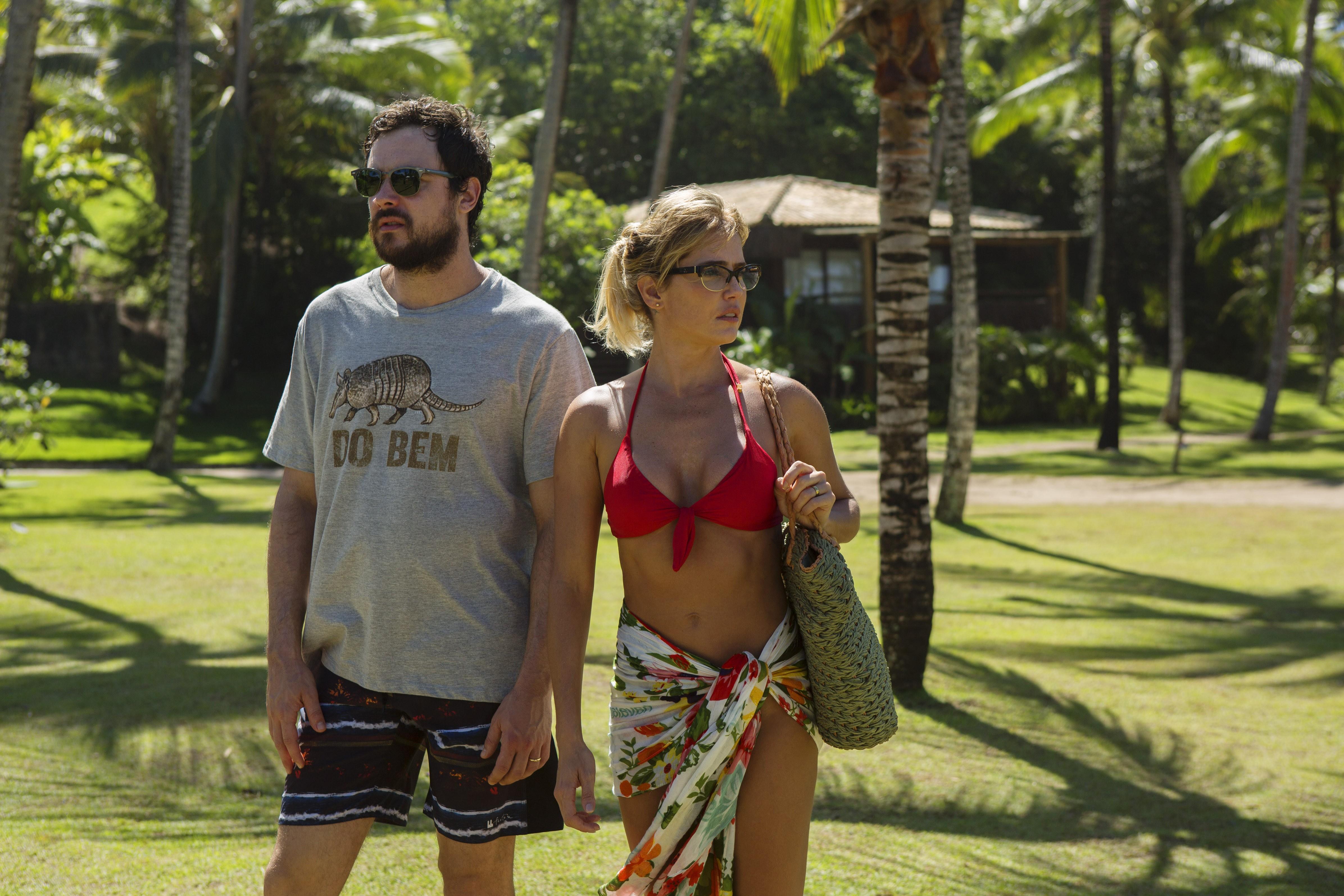 Sérgio Guizé e Deborah Secco em Mulheres Alteradas (Foto: Divulgação)