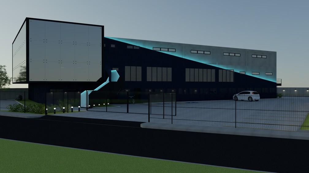 Projeto da Havan Liberty inclui grande estrutura — Foto: Divulgação