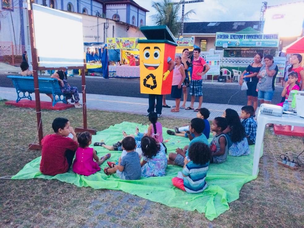Ações educativas e blitz foram realizadas na cidade de Oriximiná ao longo do mês de agosto (Foto: Ascom ECAM/Divulgação)
