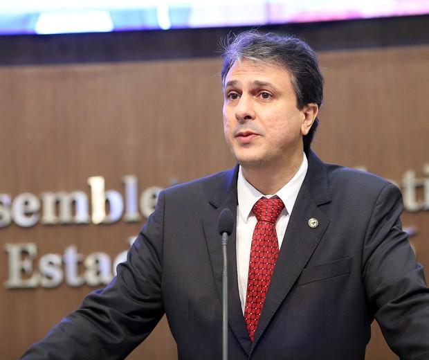 Camilo Santana (Foto: Máximo Moura/Agência de Notícias da Assembleia Legislativa do Ceará)