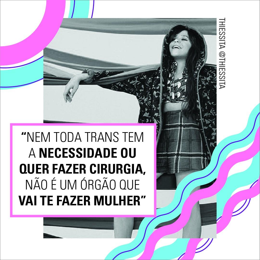 Dia da Visibilidade Trans (Foto: Iago Francisco)