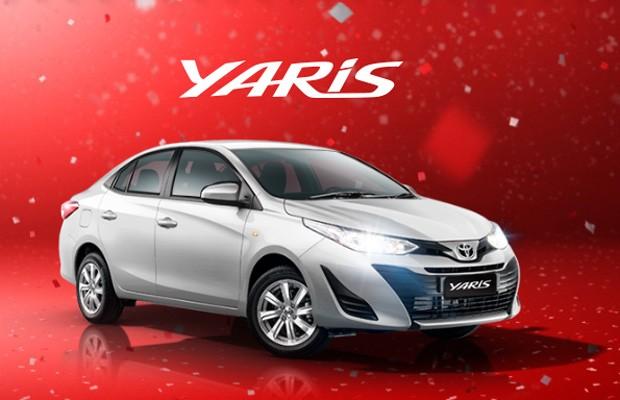 Toyota Yaris é o carro mais vendido no Peru (Foto: Divulgação)