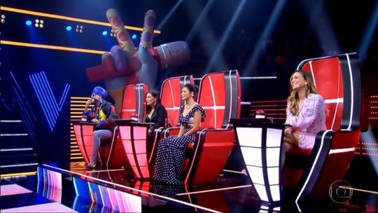 'The Voice Kids': Confira toda a emoção do penúltimo dia de Audições às Cegas
