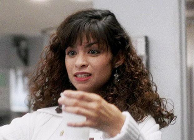 Vanessa Marquez, que viveu a enfermeira Wendy em Plantão Médico (Foto: Reprodução Instagram)