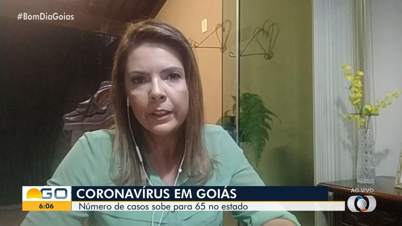 VÍDEOS: Bom Dia Goiás desta quarta-feira, 1º de abril de 2020