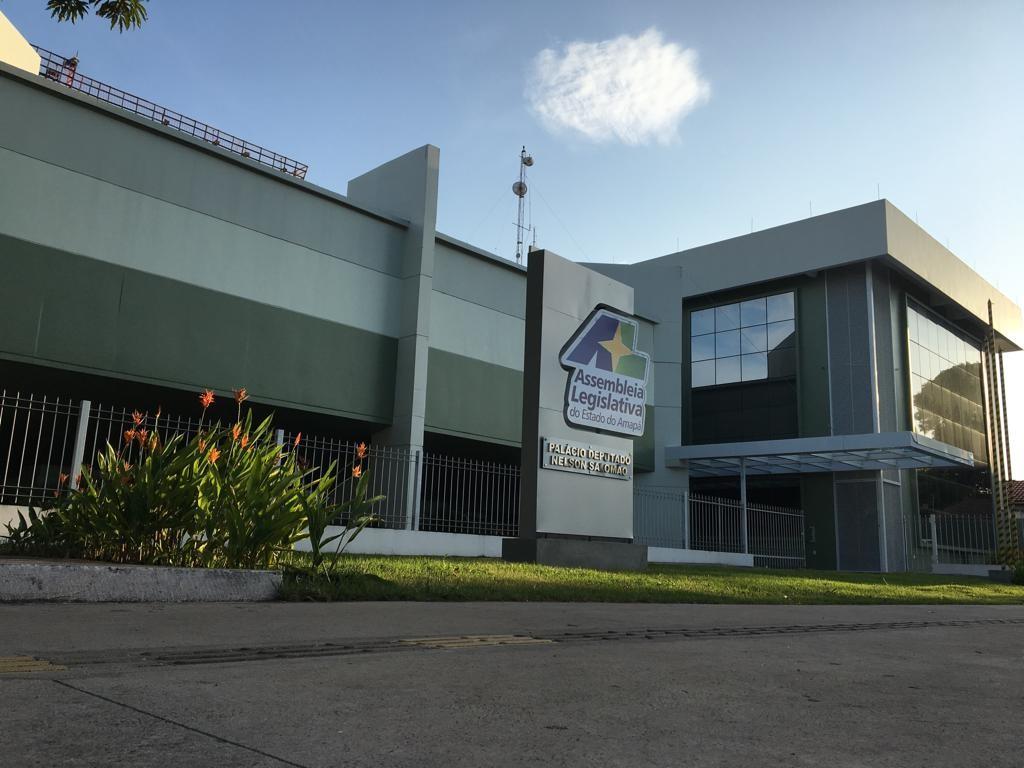 Reforma da Assembleia Legislativa do AP é concluída e nova estrutura é inaugurada - Notícias - Plantão Diário