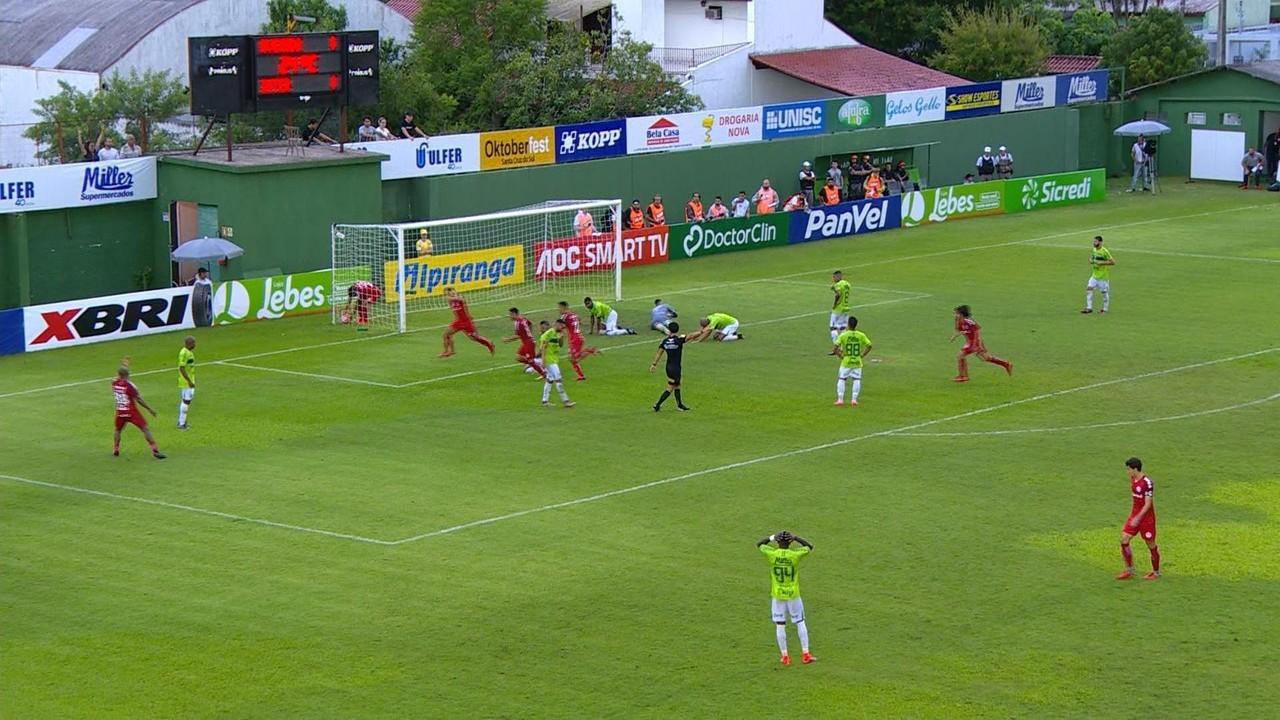 Avenida 0x1 Inter - Campeonato Gaúcho 2019