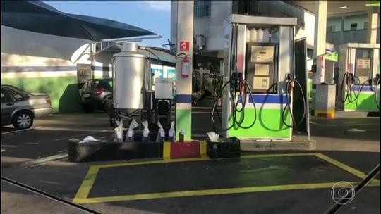 Polícia prende quadrilha especializada em furto de combustível na Grande SP