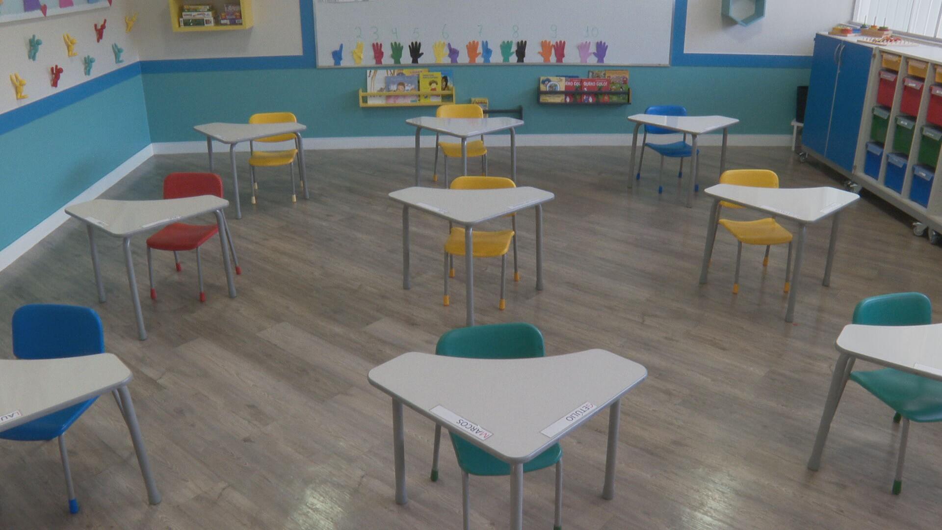 Aulas presencias nas escolas particulares do DF são retomadas nesta segunda; veja regras