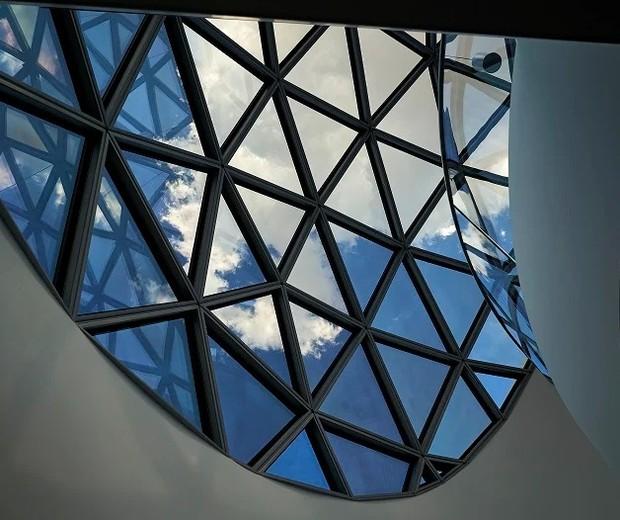 Obra de Oscar Niemeyer é inaugurada postumamente na Alemanha  (Foto: Eyerise / Divulgação)