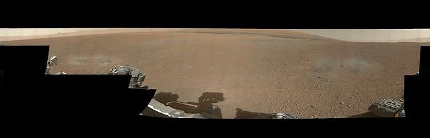 Marte colorido alta resolução (Foto: Nasa/JPL-Caltech/MSSS)