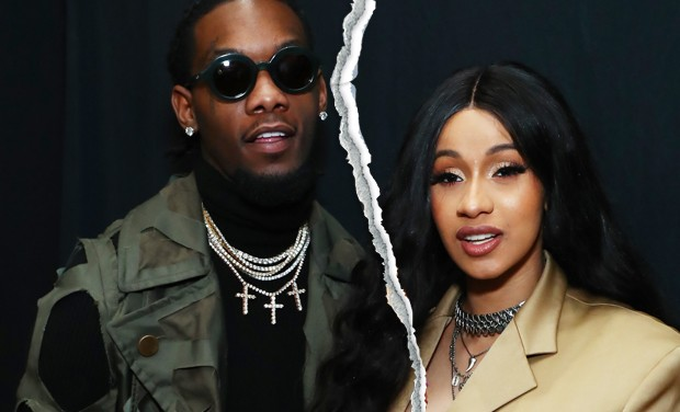 Cardi B e Offset (Foto: Getty Images)