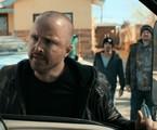 Aaron Paul em cena do filme 'El camino' | Netflix