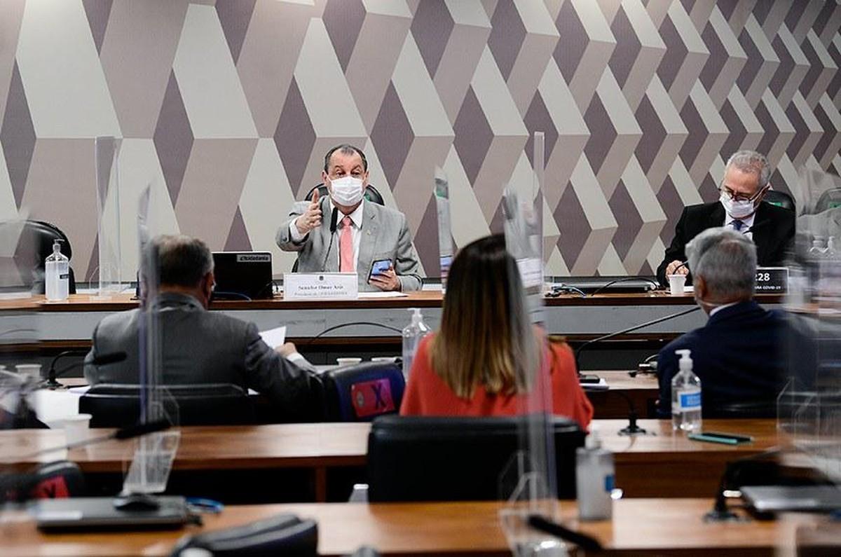 Cúpula da CPI decide encerrar trabalhos até o dia 29 e avalia ouvir advogada de Bolsonaro