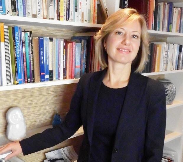 Sharon Thomas, psicóloga especializada em educação (Foto: Divulgação)