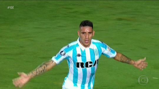 Vasco tem missão difícil contra o Racing pela Libertadores