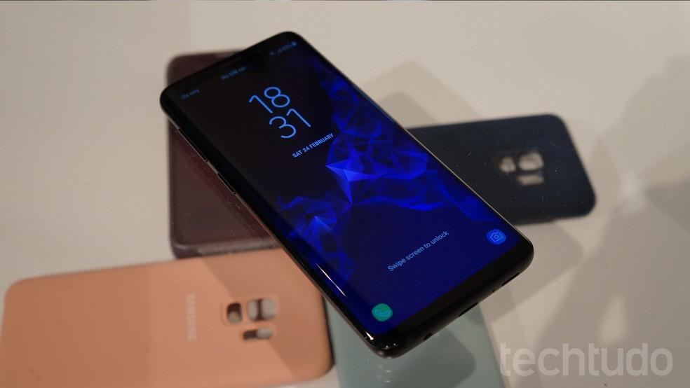 11e63b022 Galaxy S9 e iPhone X  comparativo mostra detalhes das especificações ...